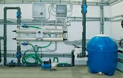 Установки для обеззараживания питьевой воды марка УОВ B